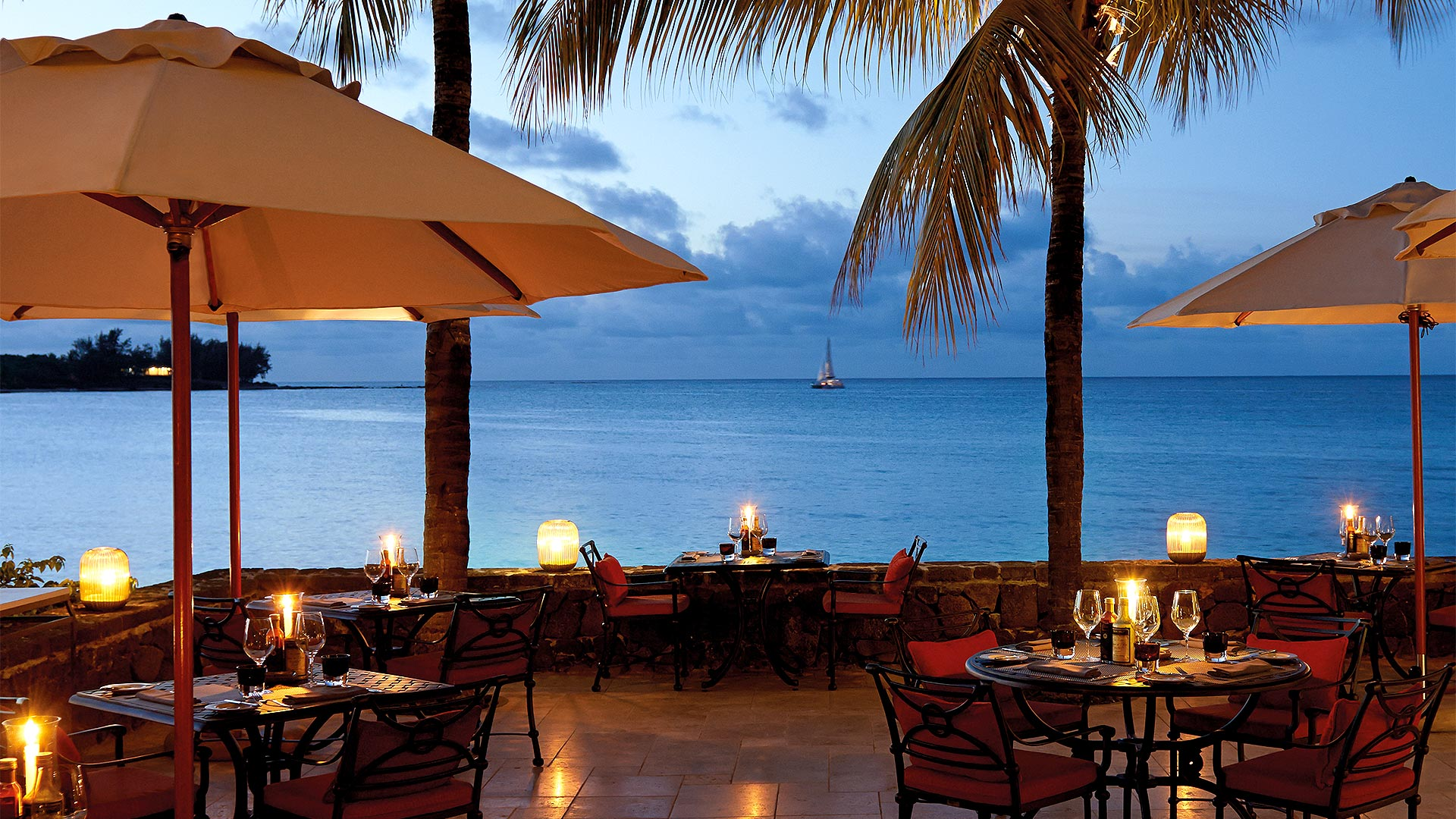 La Brezza - Restaurant - Dining - Royal Palm Mauritius