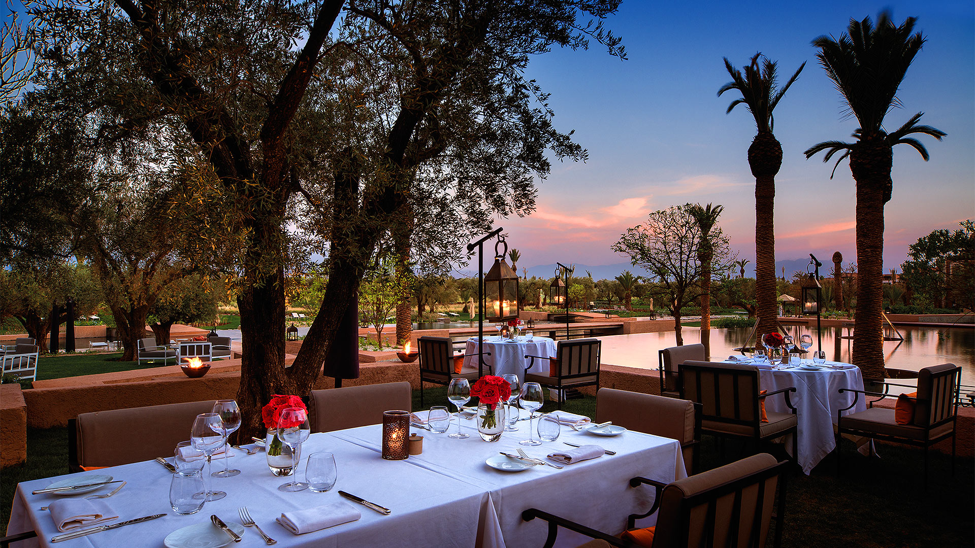 Le Caravane - Restaurant - Dining - Royal Palm Marrakech