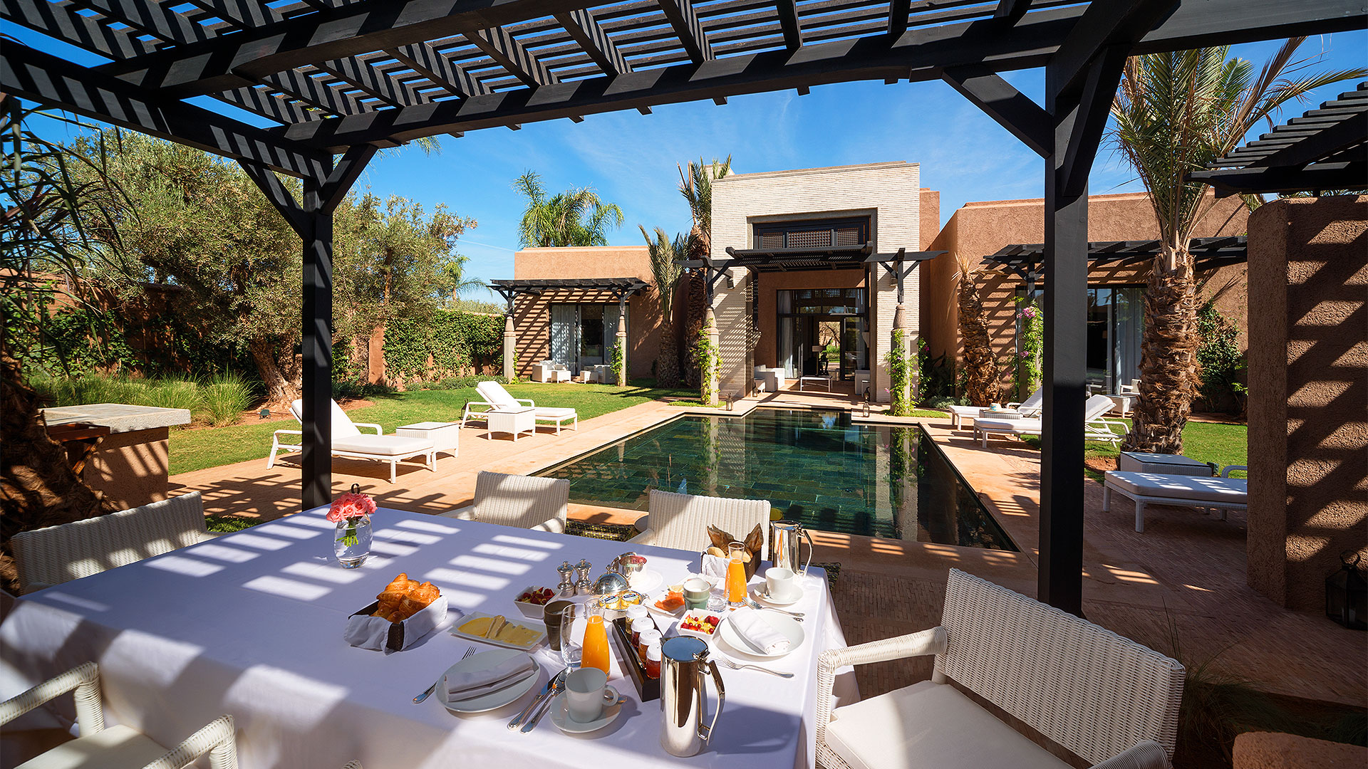 Room Service - Royal Palm Marrakech