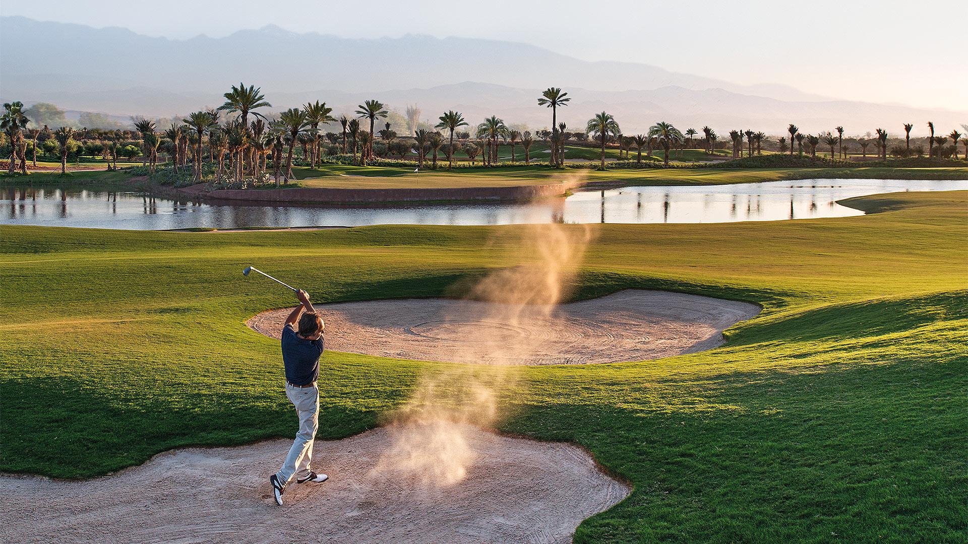 Golf - Leisure & Wellness - Royal Palm Marrakech