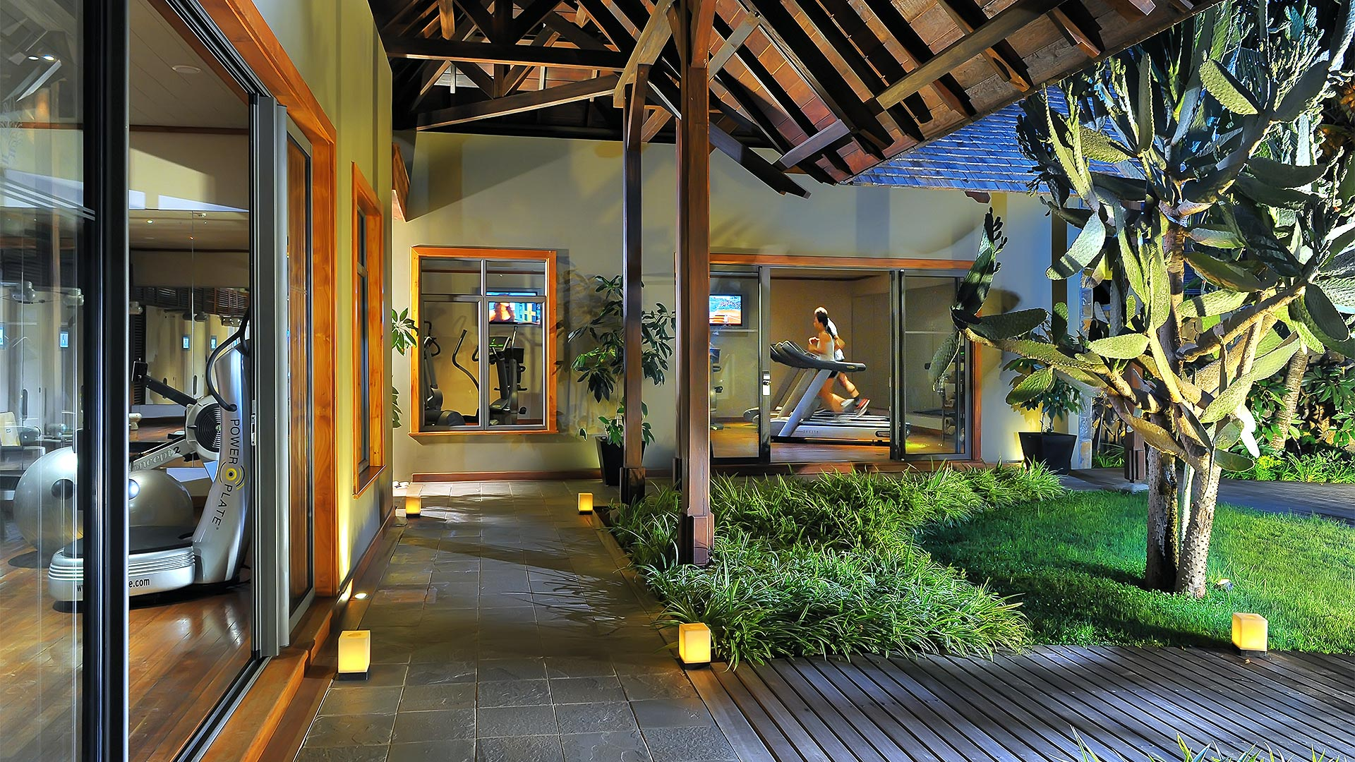 Sports & Fitness - Gym - Royal Palm Mauritius