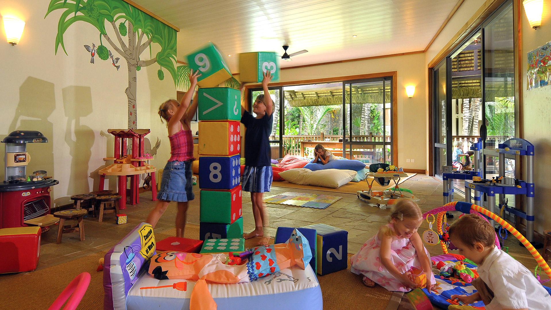 Ti Royal - Kids Club - Family - Royal Palm Mauritius