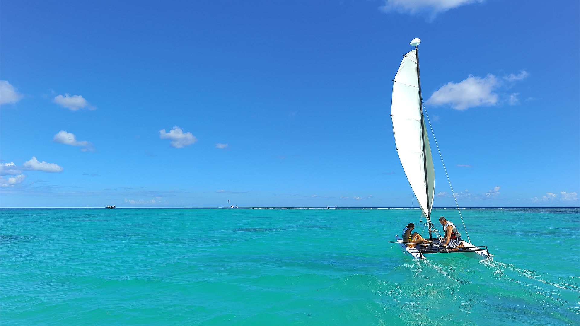 Water Sports - Royal Palm Mauritius