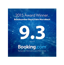 Award Winner - Booking.com