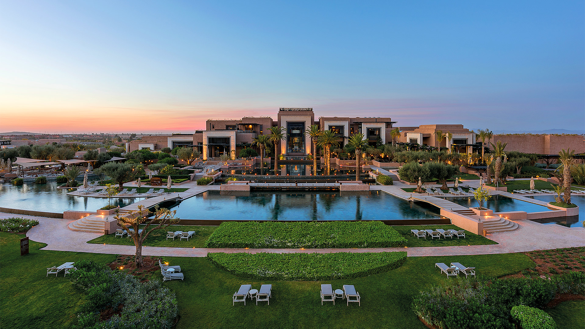 The Hotel - Royal Palm Marrakech