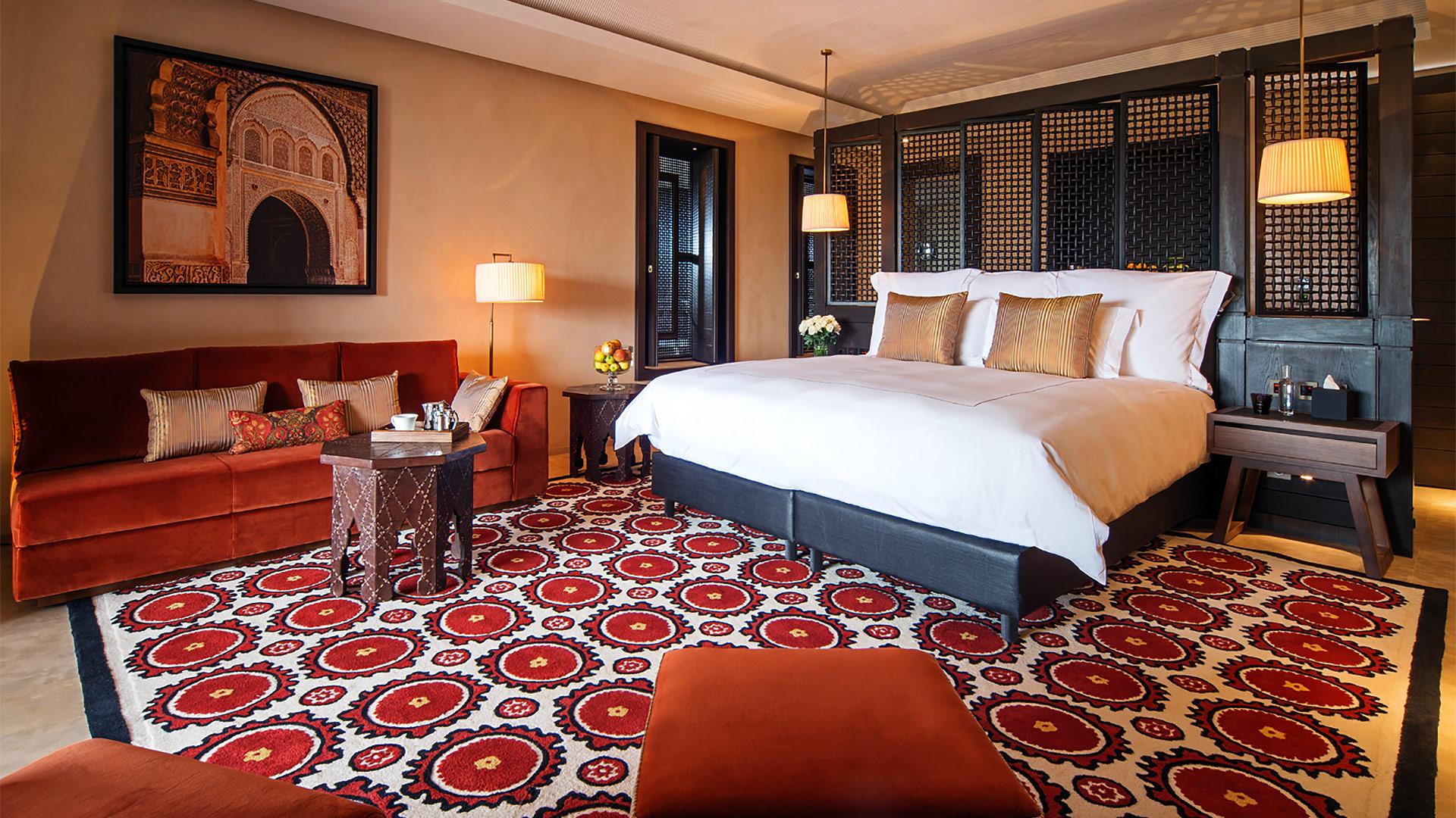 Junior Suite - Suite - Royal Palm Marrakech
