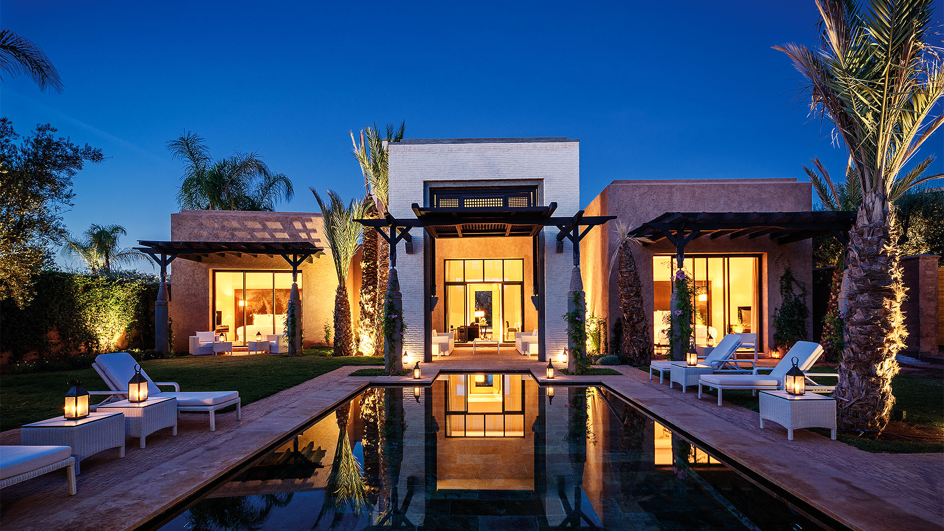 Prince Villa - Suites - Royal Palm Marrakech